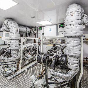 Main Propulsion Engine